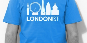 Get 25% Off Londonist T-Shirts