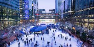 Seasonal Skating: London's Christmas Ice Rinks 2015