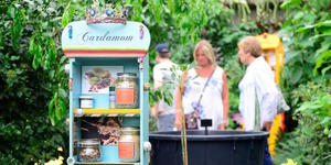 The Spice Is Right At Kew Gardens' Flavour Weekends