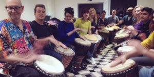 Deal Of The Day: Half Price African Drumming Workshop