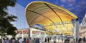 New Plans For Euston High-Speed Station Revealed