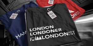 This Weekend Get 15% Off Londonist T-Shirts, Hoodies And Sweaters