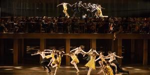 Half Naked Dead Dreadheads At The Opera