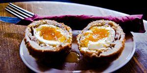 The A-Z Of London Pub Snacks