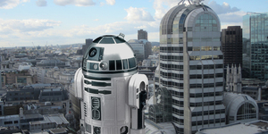 Bits Of London That Look Like They're In Star Wars