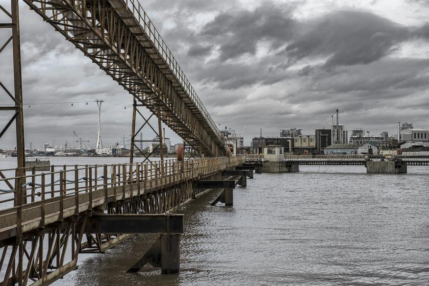 London's Wharves Could Provide New Sites For Homes