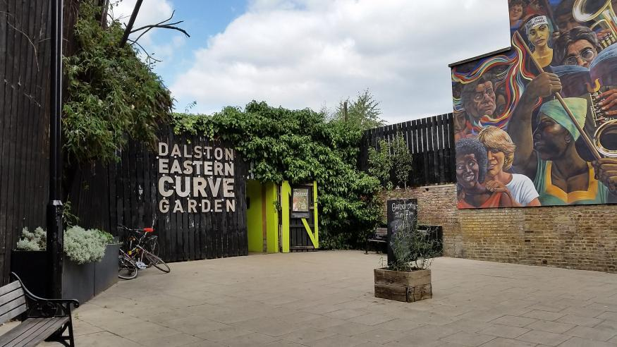 Image result for Dalston, London
