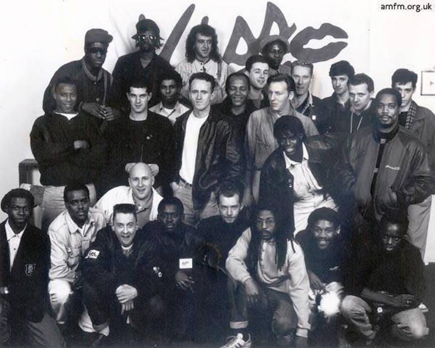 How Black Pirate Radio Stations Revolutionised London's Music Scene