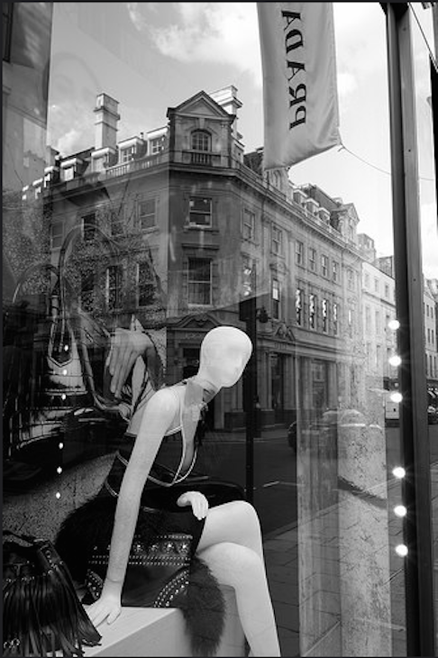 Old Bond Street, Mayfair. Photo: Fabio Lugaro (2014)