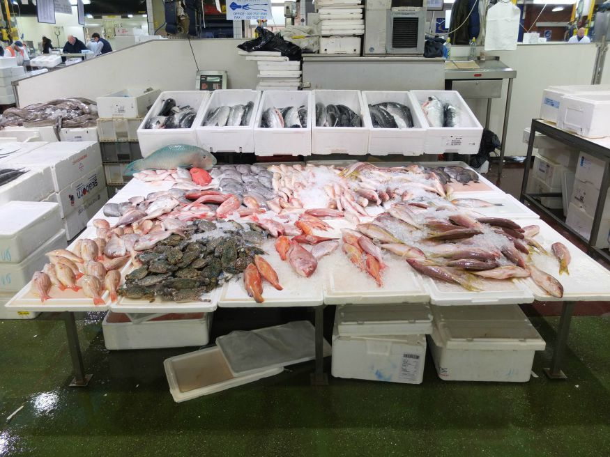 What's Billingsgate Market Like At 4am?