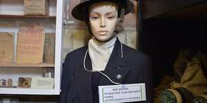 London's Weirdest Dummies And Mannequins