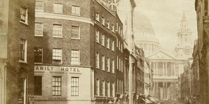 Compare Old And Modern Photos Of London