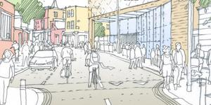 Finally! Camden Town Tube Station Upgrade Plans Are Released