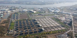 The Place That Will Save Us When There's A Drought: London's Desalination Plant