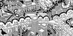 Explore This Intricate Map Of London By Fuller
