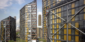 4 London Buildings Shortlisted For Major Architecture Prize