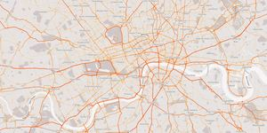 London Cycle Commutes Visualised