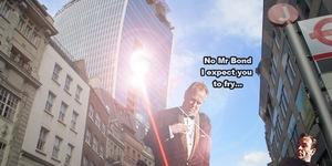 9 Ways To Kill James Bond In London