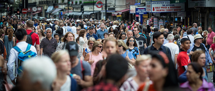 Is There Such Thing As An 'Outsider' In London?