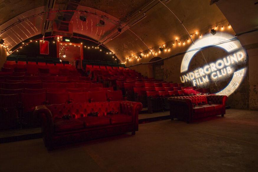 Ticket Alert: Underground Film Club Is Back