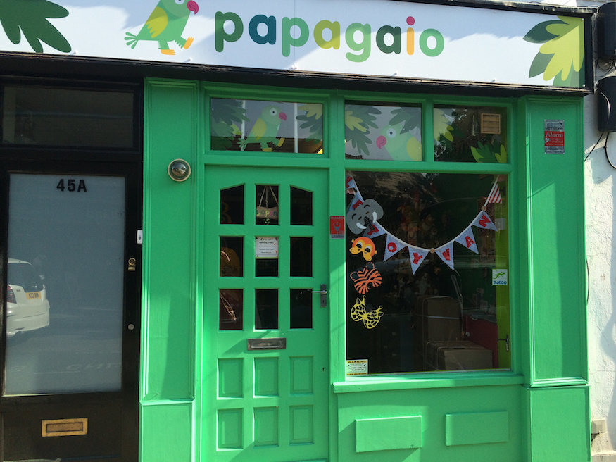 Top Independent Shops In... Crystal Palace