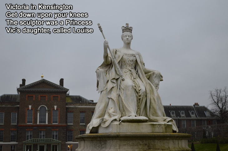 Secrets Of London's Statues