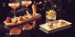 Deal Of The Day: Michelin-Starred Cocktails And Nibbles Atop Park Lane