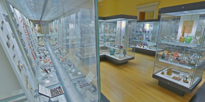 Explore An Empty British Museum In Street View