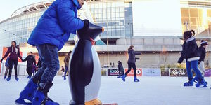 Deal Of The Day: Hit The Ice For Half-Price At Wembley Park