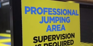 Video: Freejumping At Acton's Trampoline Park