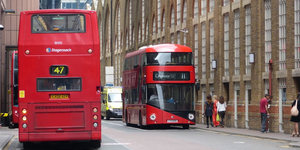 Liverpool Street Bus Station To Close Until Spring