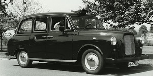 The Black Cab Is London's Transport Design Icon