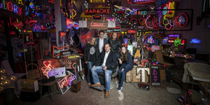God's Own Junkyard's Neon Lights Come To Soho