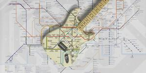 London News Roundup: A Tube Map Fender Stratocaster