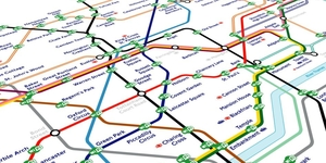 Which Are The 17 Stations Where You Can't Get Wi-Fi On The Tube?