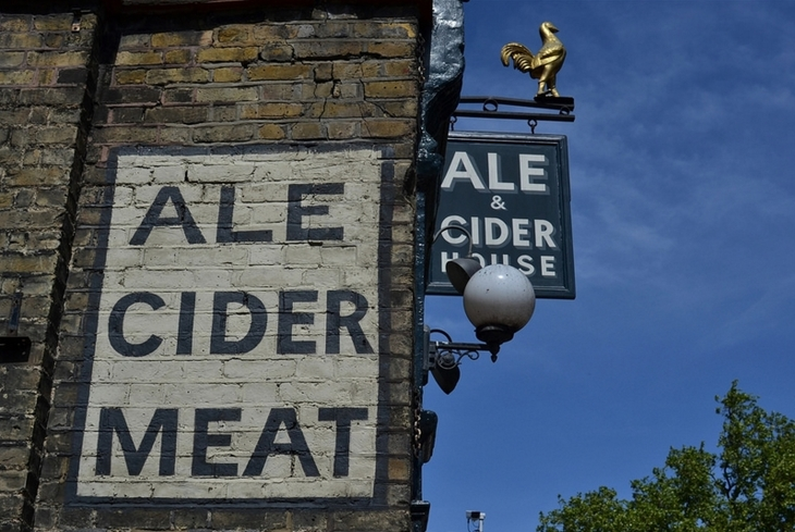 The Best Places For Cider In London