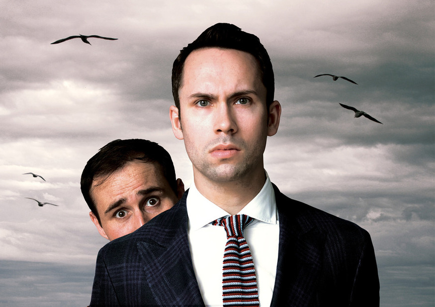 Two Great Comedy Double Acts Heading To London: Max And Ivan Vs The Pajama Men