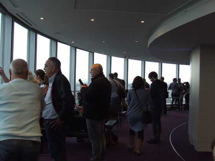 What's It Like Inside The BT Tower?