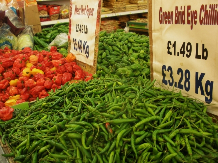 Where To Buy Indian Ingredients In London