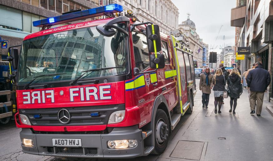13 Fire Engines Are Missing, About To Be Axed