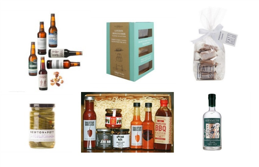 London Christmas Gift Guide: Food And Drink Edition