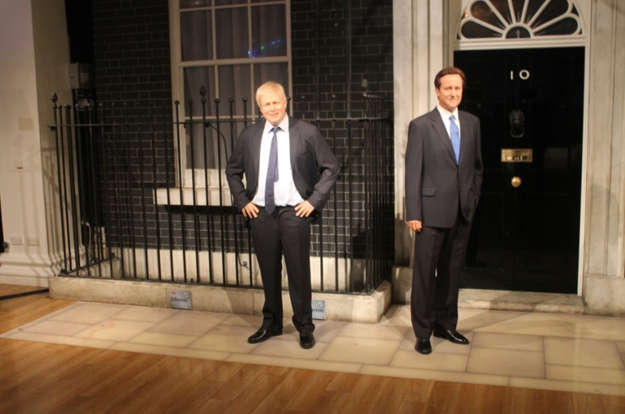 A Trip To Madame Tussauds