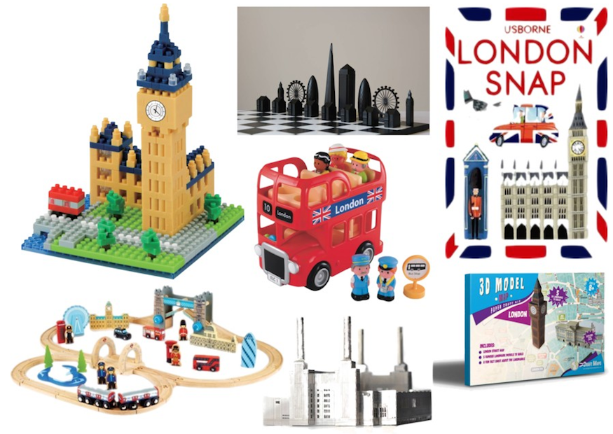 London Christmas Gift Guide: Toys And Puzzles Edition
