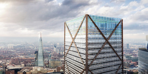 Plans For Tallest Building In City Of London Unveiled