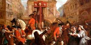 A Grim And Gruesome History Of Public Shaming In London: Part 1