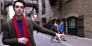 Video: Doctor Who Locations In London