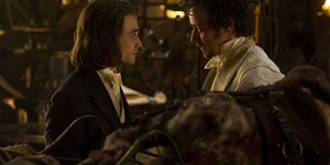 Radcliffe vs McAvoy In Victor Frankenstein: Review