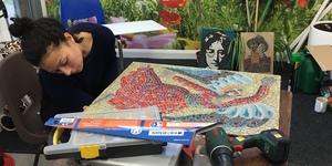 Mapped: Mosaics In Hackney
