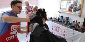 Hairdressers Which Caters For All Genders And Sexes Launches Crowd Funding Campaign