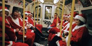 Really Bad Christmas Cracker Jokes About The Tube